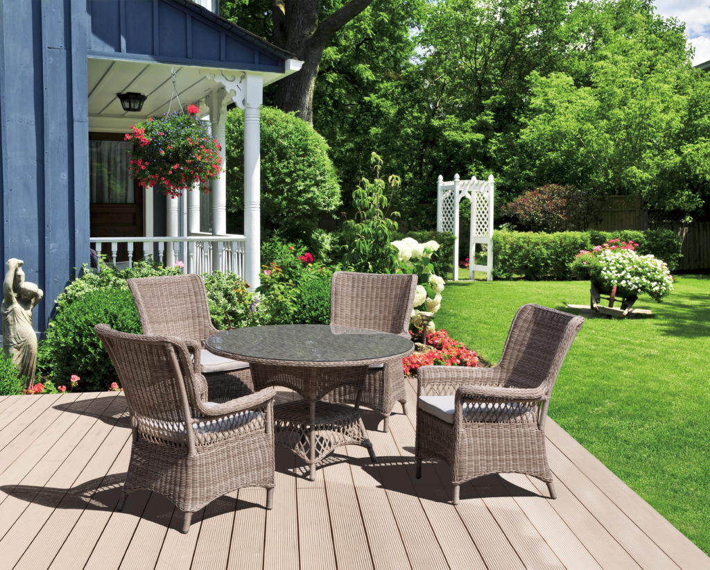 Kingston Casual Outdoor Furniture Genesis Dining Set