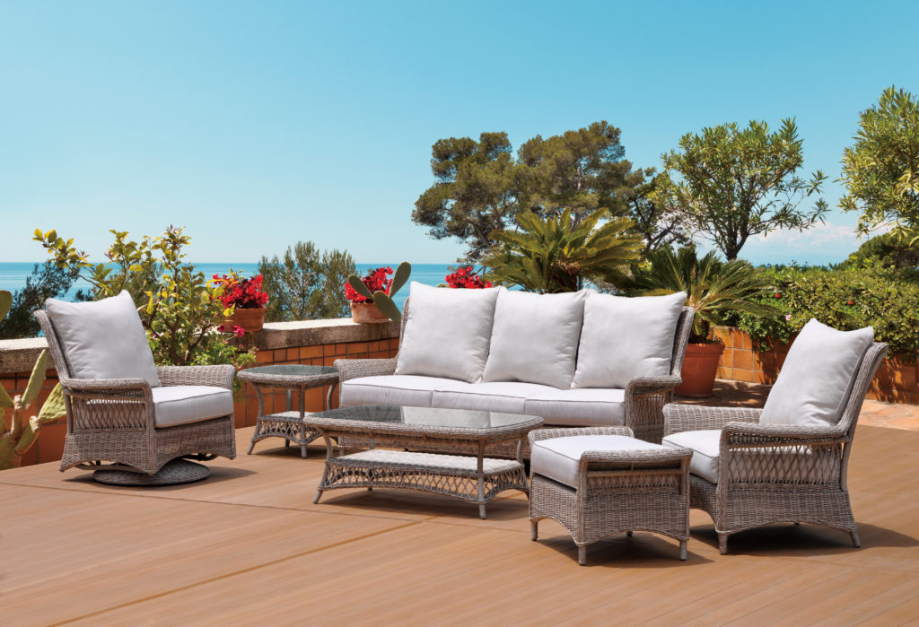Kingston Casual Outdoor Furniture Genesis Seating Collection