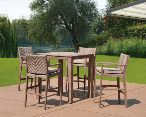 Kingston Casual Outdoor Furniture Lakehouse Balcony