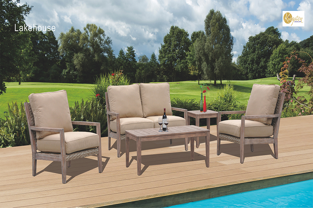 Kingston Casual Outdoor Furniture Lakehouse Seating
