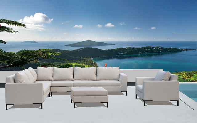 Kingston Casual Outdoor Furniture Metropolitan
