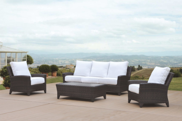 Kingston Casual Outdoor Furniture Somerset Sofa Group