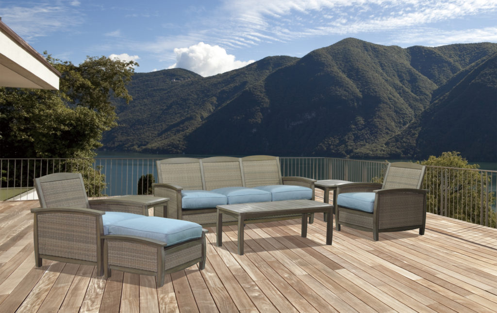 Kingston Casual Outdoor Furniture Stone Harbor