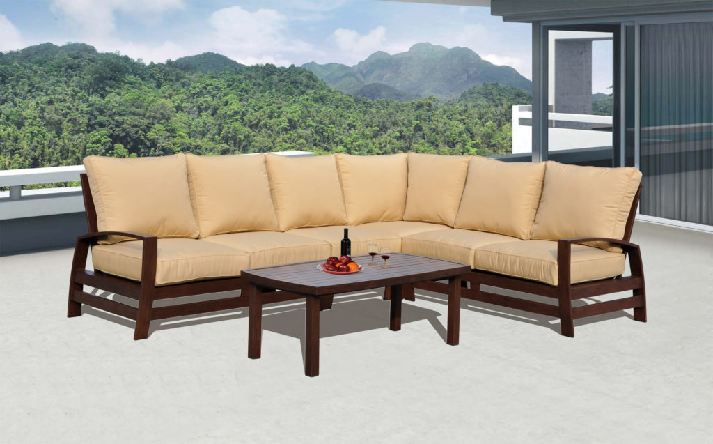 Kingston Casual Symphony Sectional