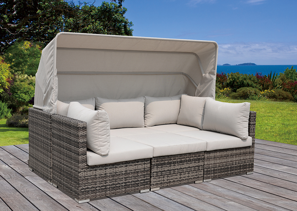 Kingston Casual Outdoor Furniture Aurora Sectional