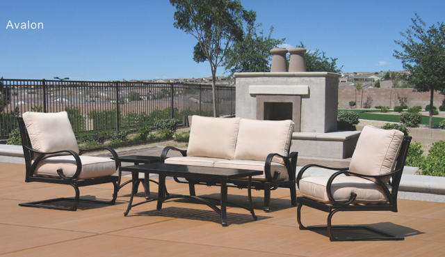Kingston Casual Outdoor Furniture Avalon