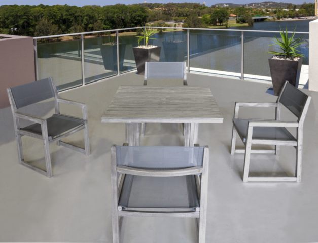 Kingston Casual Outdoor Furniture Bayside Sling