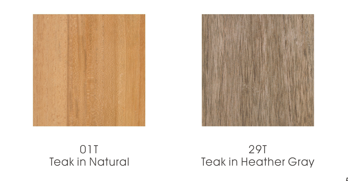 Kingston Casual Encore Teak Color