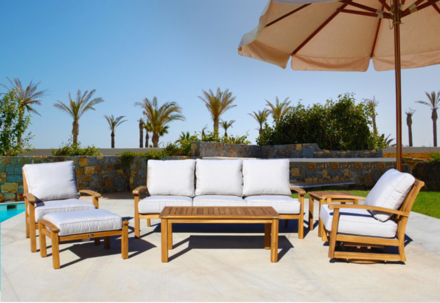 Kingston Casual Outdoor Furniture Heritage lifestyle