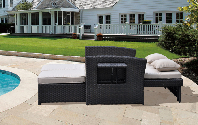 Kingston Casual Outdoor Furniture Miranda Loveseat Miranda