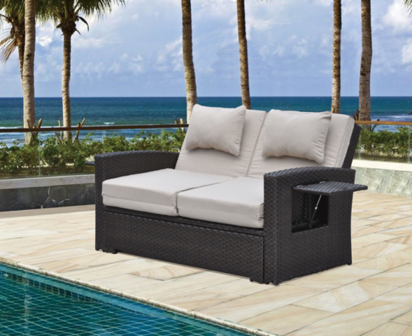 Kingston Casual Outdoor Furniture Miranda Loveseat combo