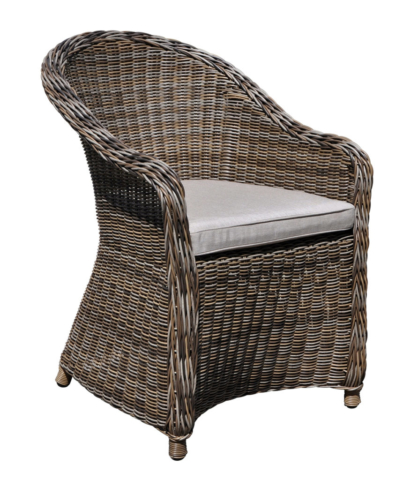 Kingston Casual Provence Chair Round Back