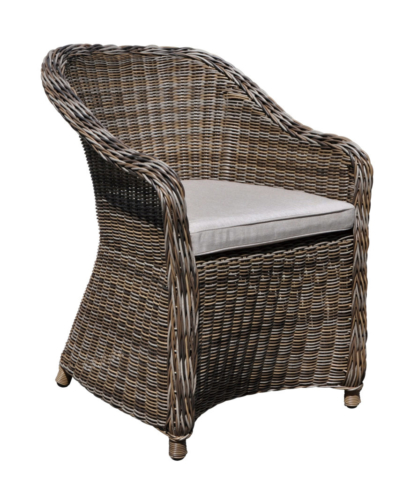 Kingston Casual Provence Chair Square Back