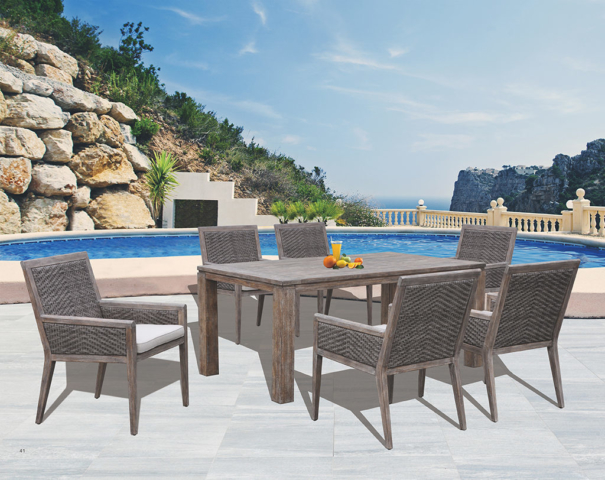 Kingston Casual Outdoor Furniture Savannah Dining