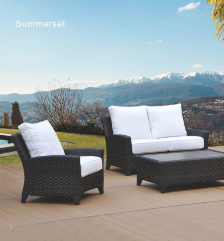 Kingston Casual Outdoor Furniture Somerset