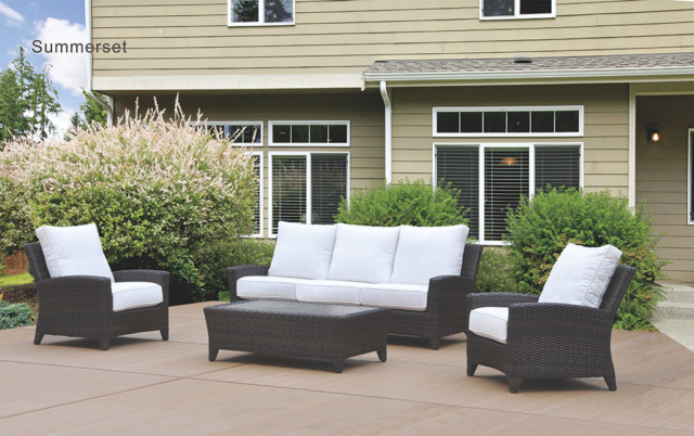 Kingston Casual Outdoor Furniture Somerset Sofa