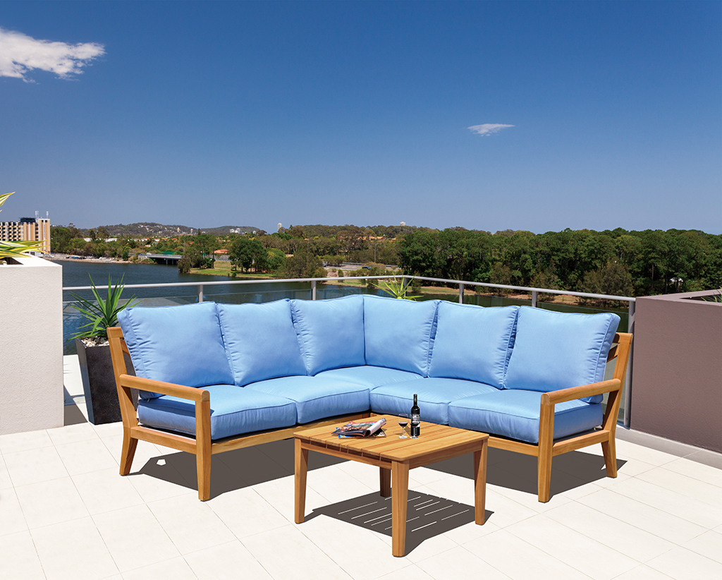 Kingston Casual Outdoor Furniture St Simon Sectional