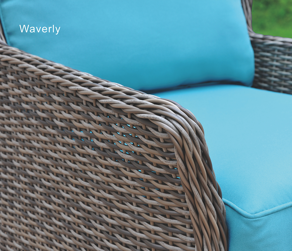Kingston Casual Outdoor Furniture Waverly Closeup