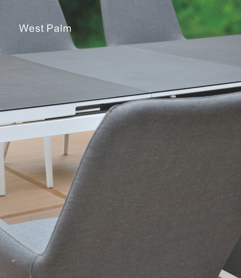 Kingston Casual Outdoor Furniture West Palm Closeup