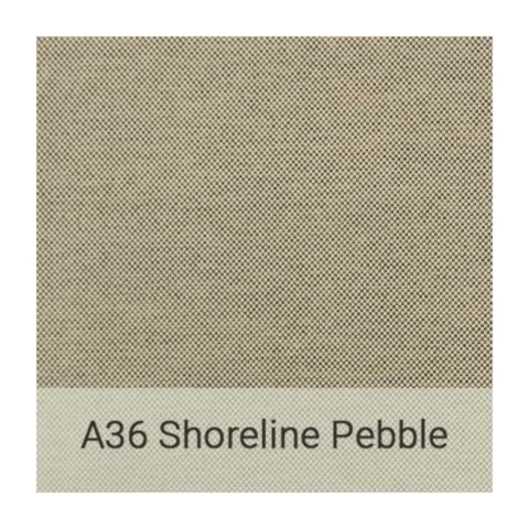 Kingston Casual Sunbrella gradea-a36-shoreline-pebble