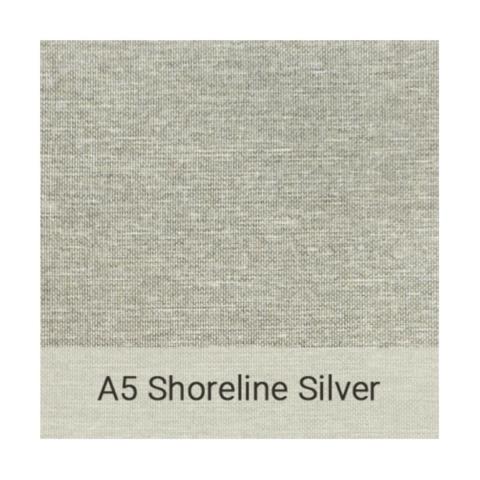 Kingston Casual Sunbrella gradea-a5-shoreline-silver