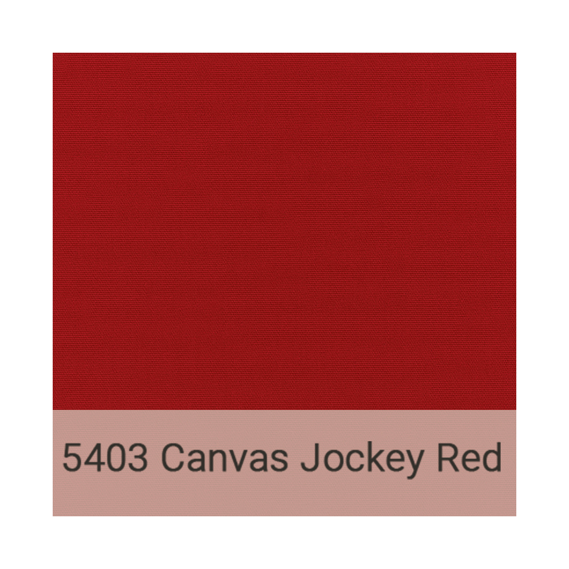 Kingston Casual Sunbrella gradeb-5403-canvas-jockey-red