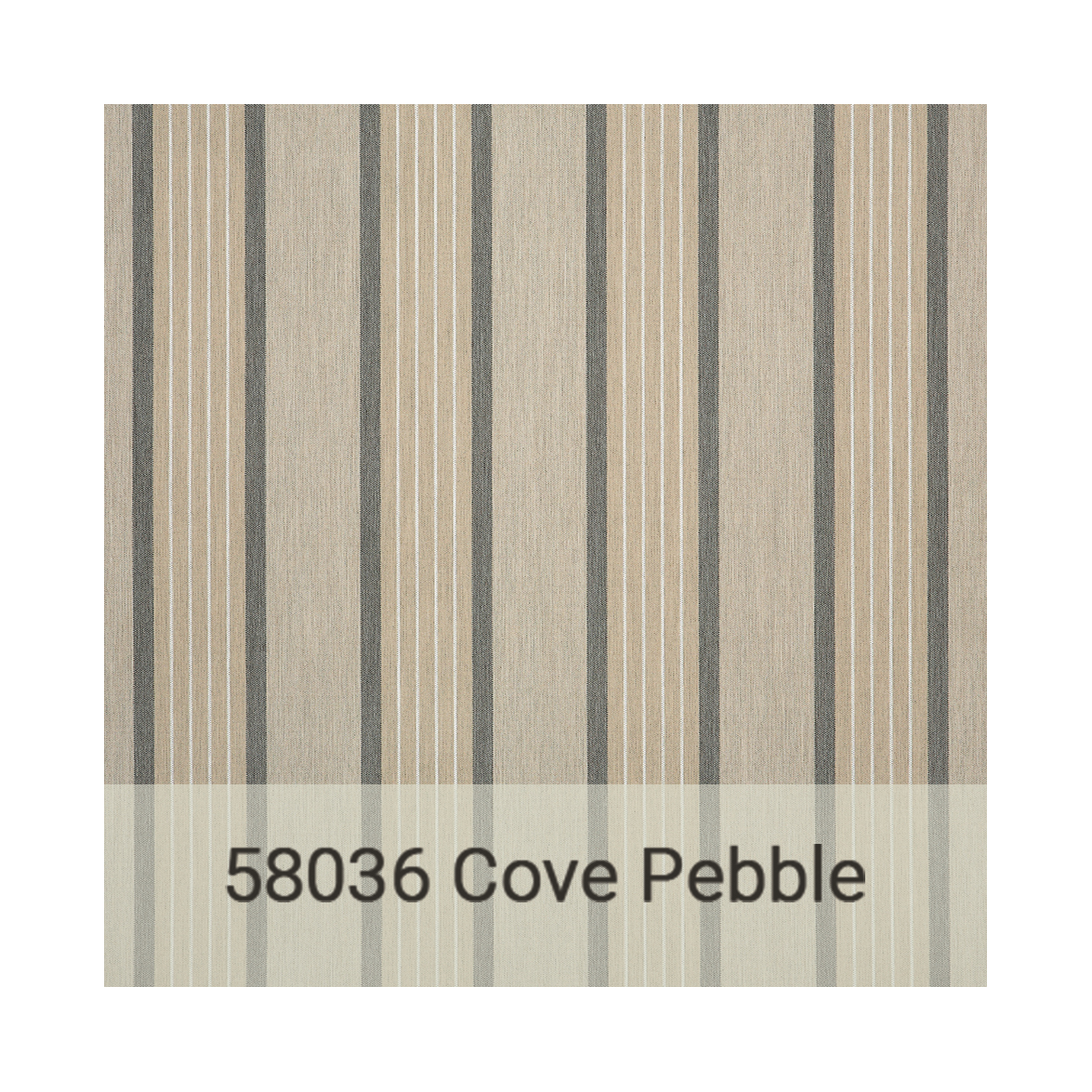 Kingston Casual Sunbrella gradeb-58036-cove-pebble