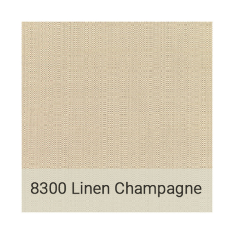 Kingston Casual Sunbrella gradeb-8300-linen-champagne