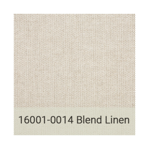 Kingston Casual Sunbrella Grade C 16001-0014 Blend Linen