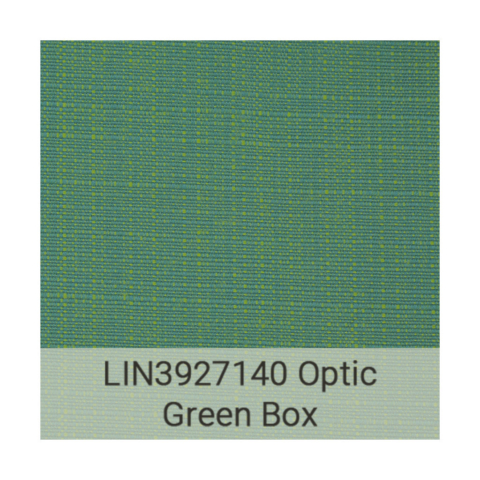 Kingston Casual Sunbrella Grade C LIN3927140 Optic Green Box
