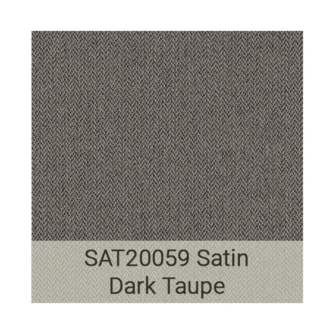 Kingston Casual Sunbrella Grade C SAT20059 Satin Dark Taupe