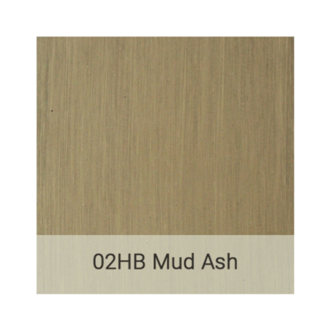 Kingston Casual handbrushed-02hb-mud-ash