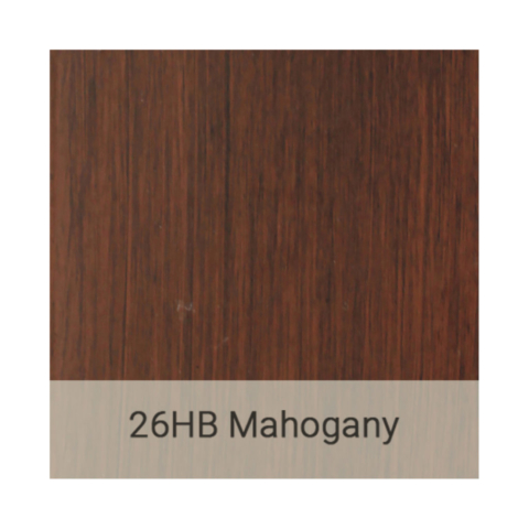 Kingston Casual handbrushed-26hb-mahogany