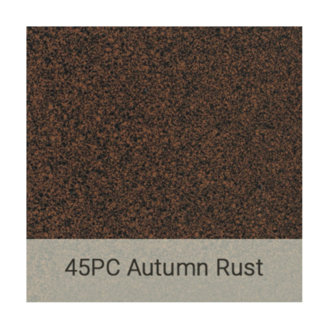 Kingston Casual powdercoated-45pc-autumn-rust