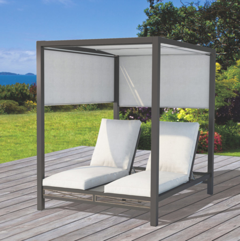 Kingston Casual Outdoor Furniture Sonoma Bed