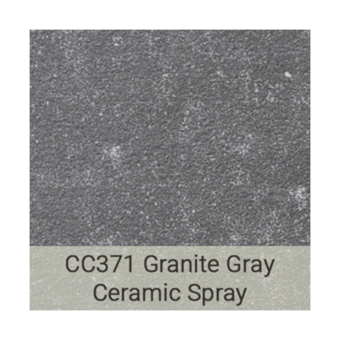 Kingston Casual tabletops-cc371-granite-gray-ceramic-spray