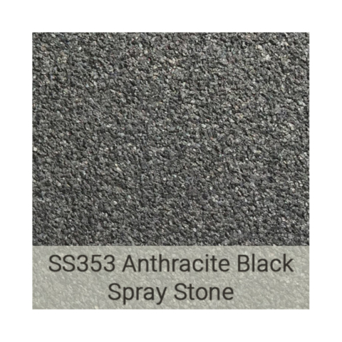 Kingston Casual tabletops-ss353-anthracite-black-spray-stone