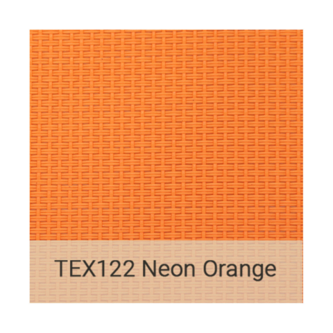 Kingston Casual textiline-tex122-neon-orange