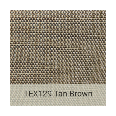 Kingston Casual textiline-tex129-tan-brown