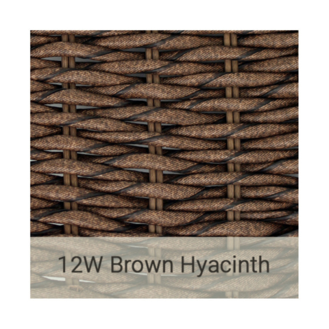Kingston Casual wicker-12w-brown-hyacinth