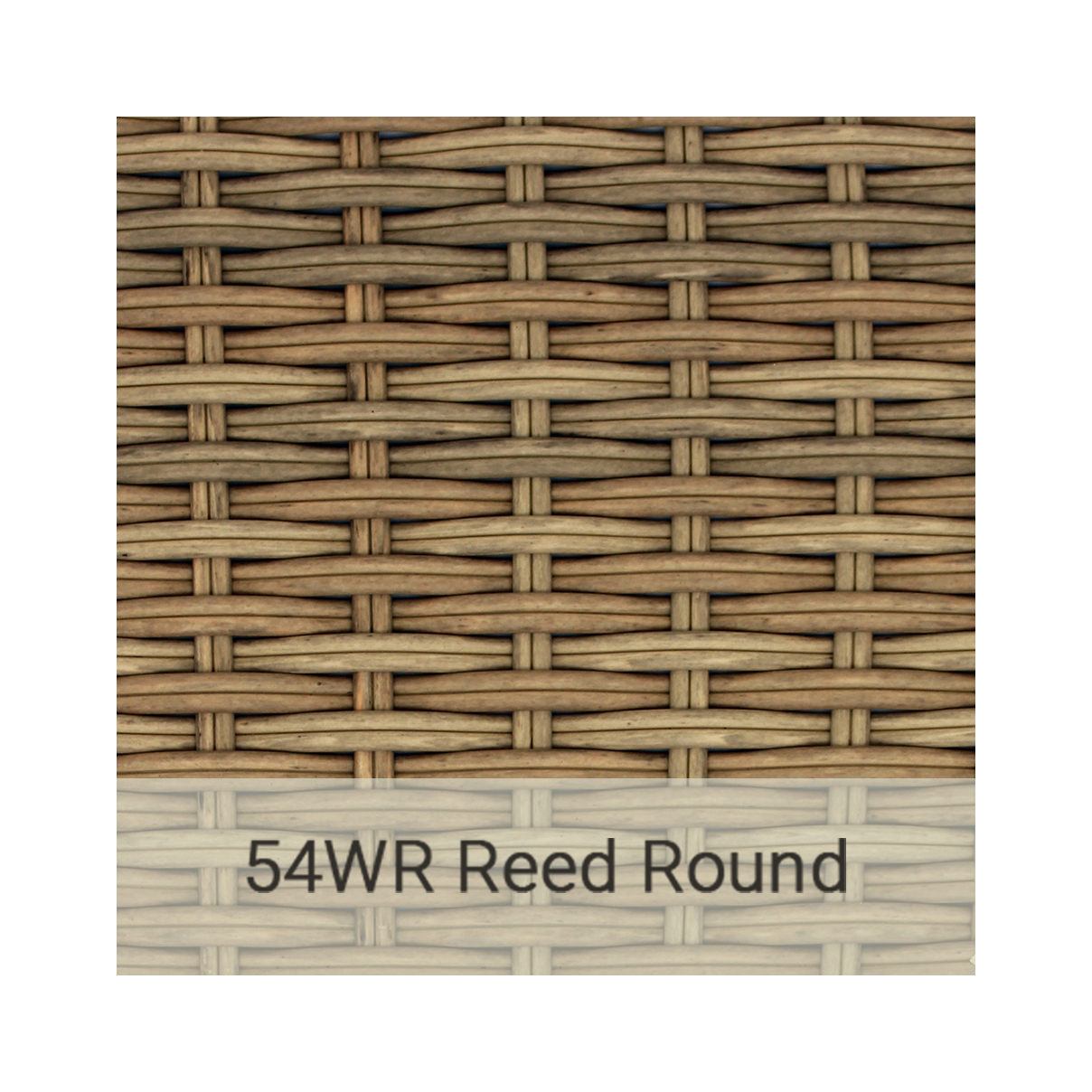 Kingston Casual wicker-54wr-reed-round