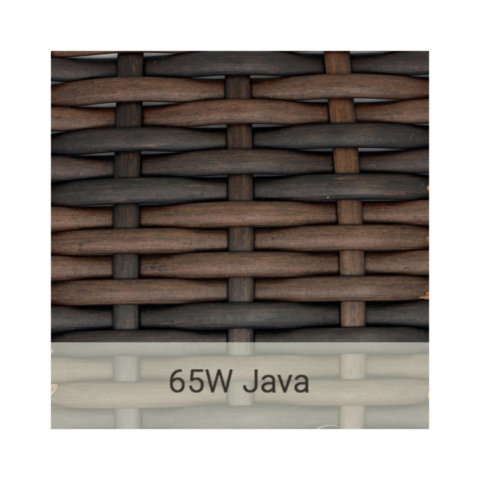 Kingston Casual wicker-65w-java