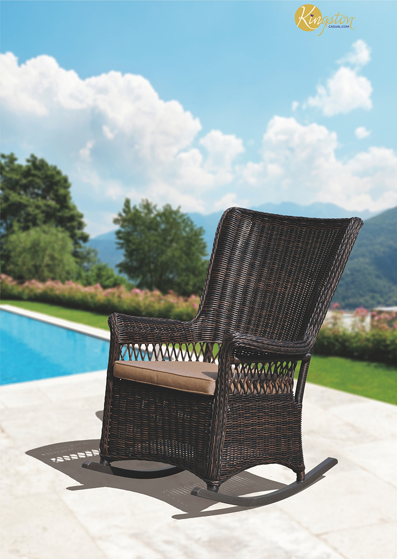 Kingston Casual Outdoor Furniture genesis-rocker