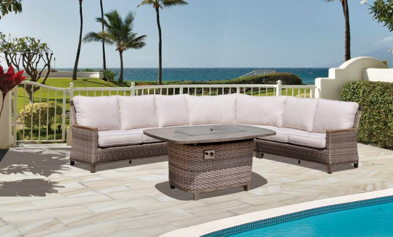 Kingston Casual Outdoor Furniture Harmony Wicker