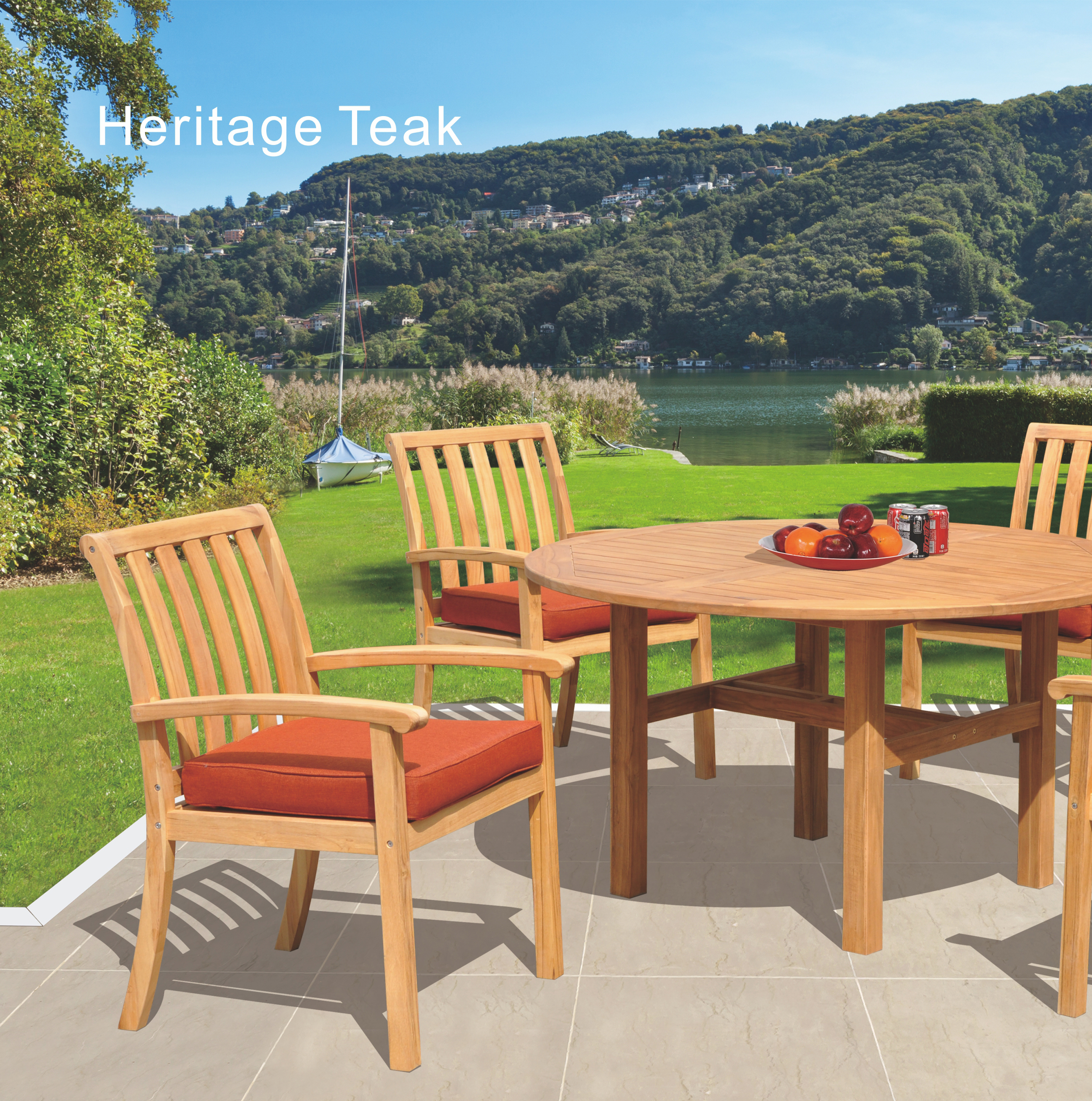 Kingston Casual Heritage Teak