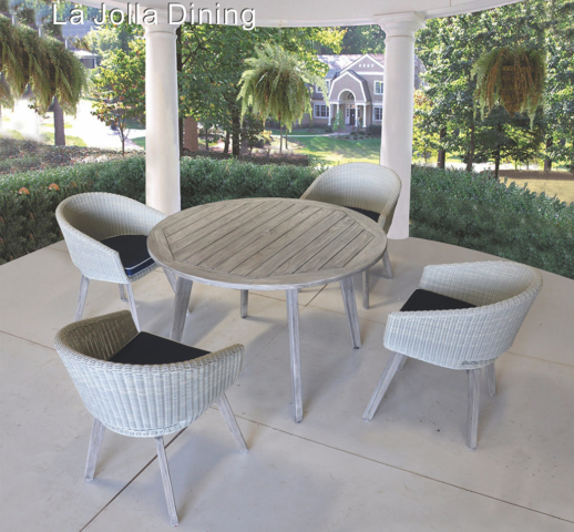 Kingston Casual Outdoor Furniture La Jolla Dining
