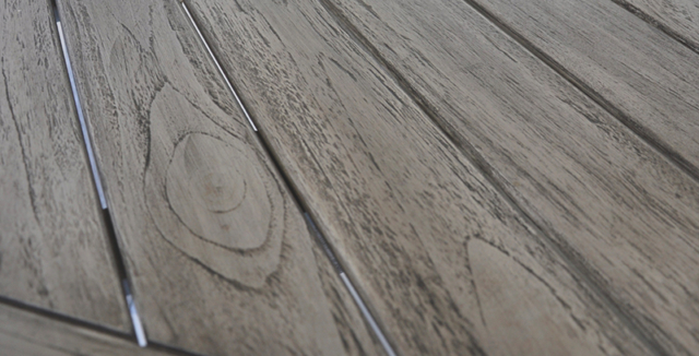 Kingston Casual Outdoor Furniture La Jolla Dining Table close up