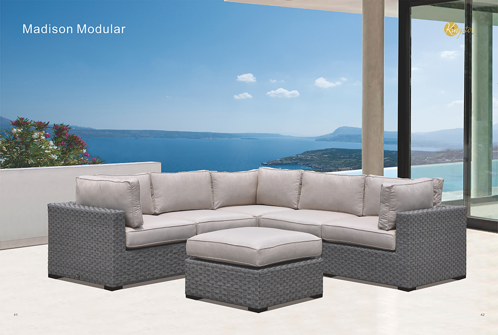 Kingston Casual Outdoor Furniture madison-modular