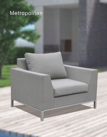 Kingston Casual Outdoor Furniture metropolitan-chair