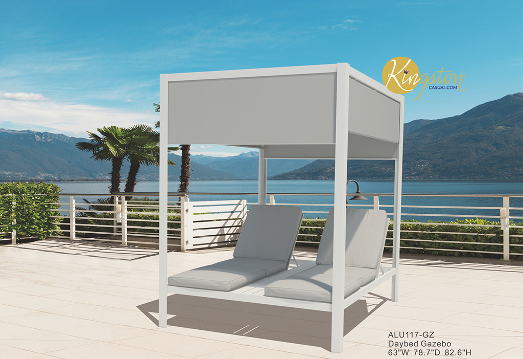 Kingston Casual Outdoor Furniture Poolside Day Bed